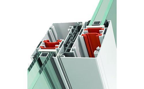Ειδικά σχεδιασμένο πολυαμίδιο για την κατασκευή επάλληλου παραθύρου.