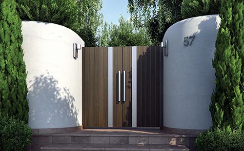 Μοντέρνα σχέδια και αμέτρητοι συνδυασμοί καλύπτουν τις απαιτήσεις των σύγχρονων αρχιτεκτονικά κτιρίων.